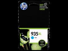 HP 935XL High Yield Cyan Original Ink Cartridge(C2P24AN)